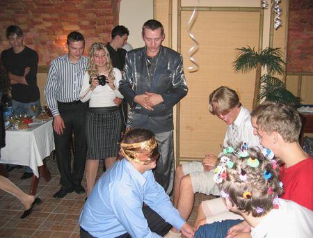 Конкурсы на фарфоровую свадьбу прикольные