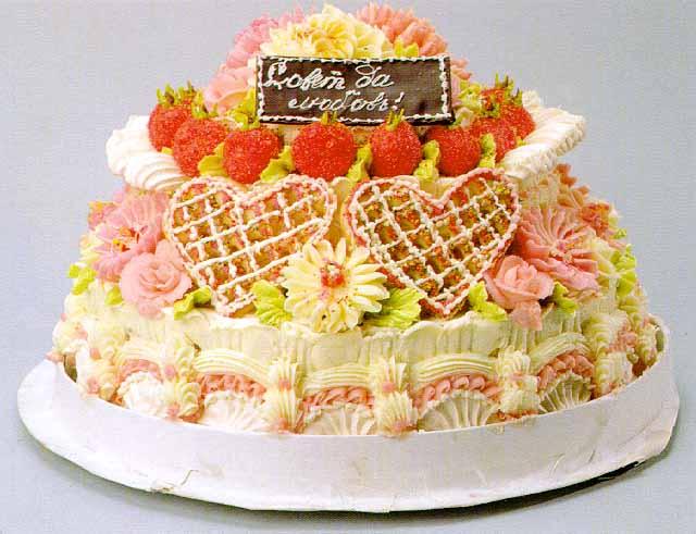 рецепты тортов с фото пошаговые